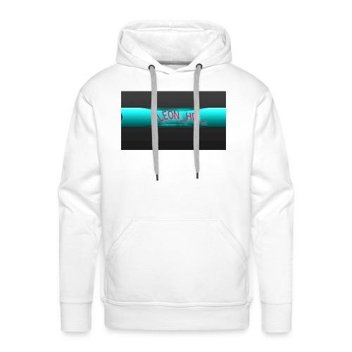 LEON_HD_ iphone HÜLLE - Männer Premium Hoodie