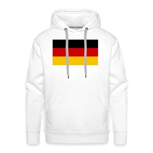 deutscheflagge001 1366x768 - Männer Premium Hoodie