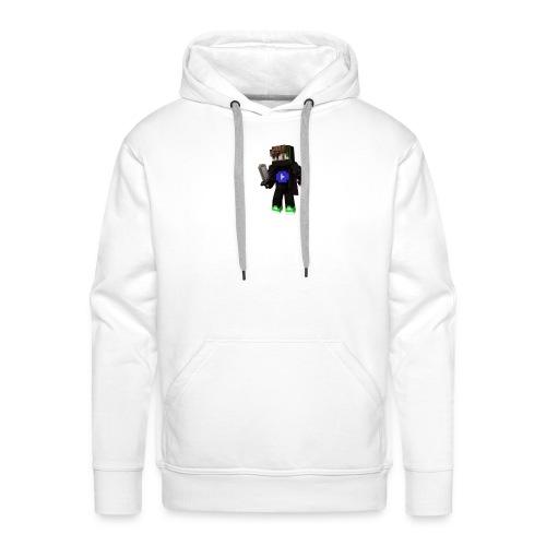 ZirX 33 - Sweat-shirt à capuche Premium pour hommes