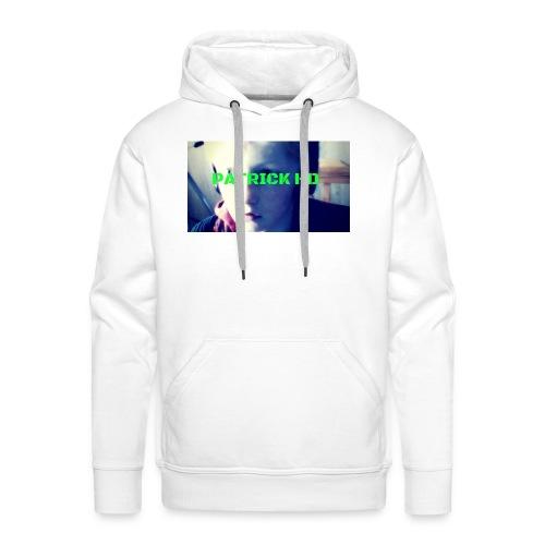PATRICK HD - Mannen Premium hoodie