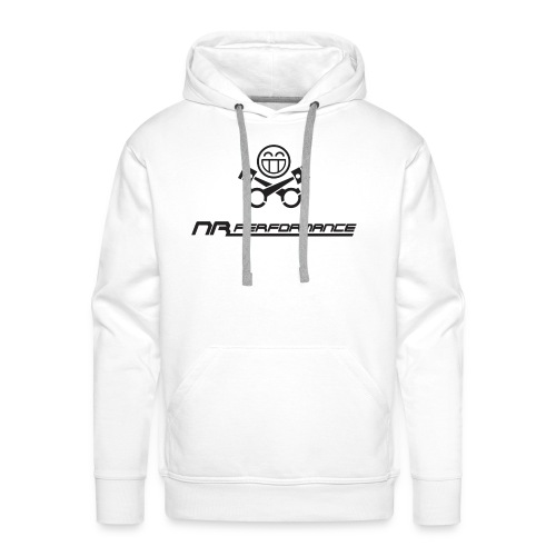 NR PERFORMANCE - Sweat-shirt à capuche Premium pour hommes