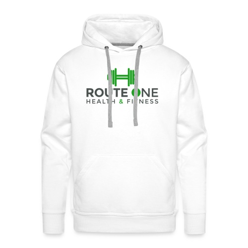 Route 1 Health and Fitness - Men's Premium Hoodie