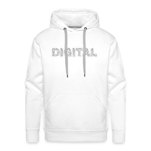 Digital - Männer Premium Hoodie