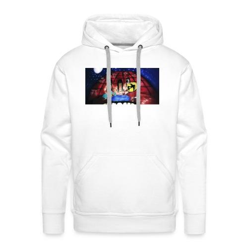 Sweat-lodge - Sweat-shirt à capuche Premium pour hommes