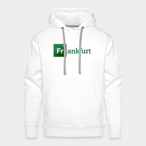 Frankfurt T-Shirt - Männer Premium Hoodie
