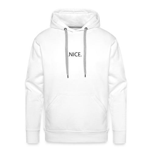 nice Name - Männer Premium Hoodie