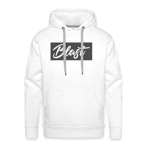 Blast T-shirt - Sudadera con capucha premium para hombre
