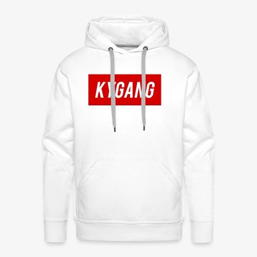 Kygang Merch - Men's Premium Hoodie