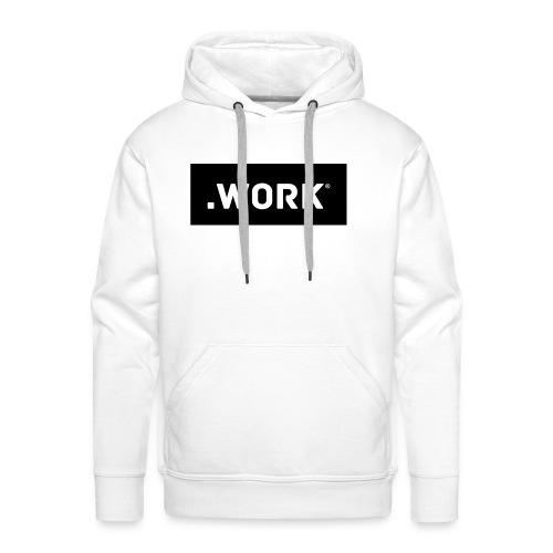 .WORK ORIGINAL - Männer Premium Hoodie