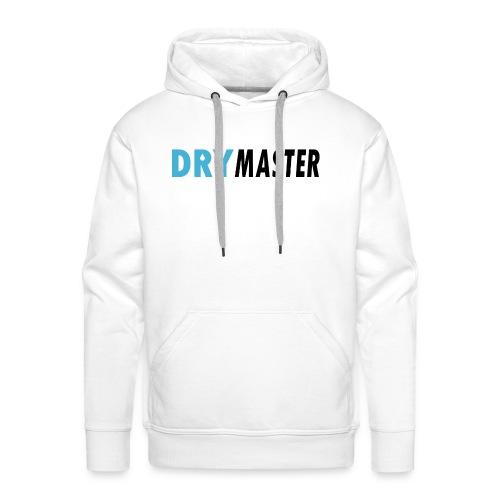 drymaster logo - Männer Premium Hoodie