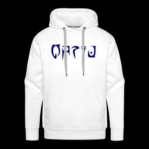 Kyrzu - Sweat-shirt à capuche Premium pour hommes