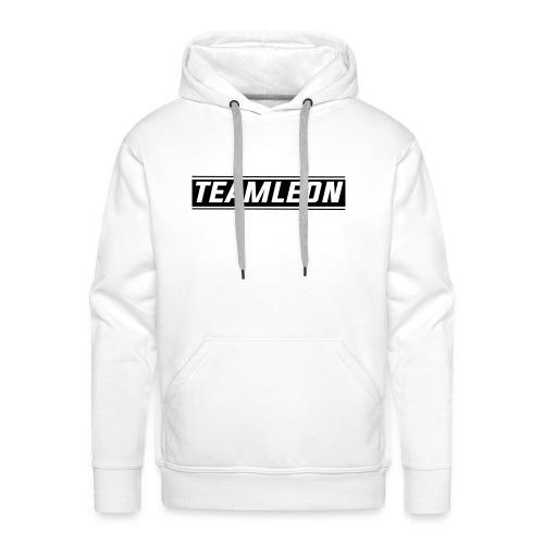 Team Leon Hoodie - White - Men's Premium Hoodie