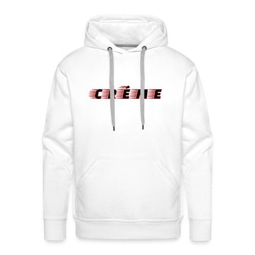 Créme - Men's Premium Hoodie