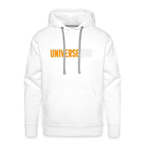 universehub - Herre Premium hættetrøje