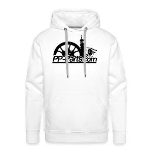 Black PPP - Männer Premium Hoodie