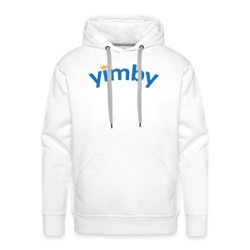 Yimby Göteborg väska - Premiumluvtröja herr
