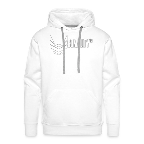 COFEE | Comality - Mannen Premium hoodie