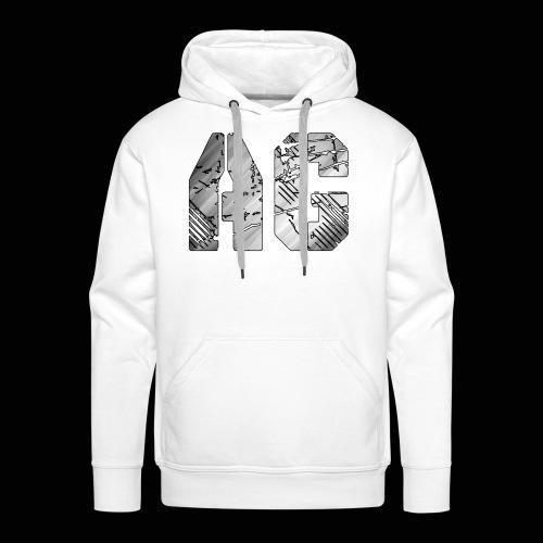 AG logo - Men's Premium Hoodie