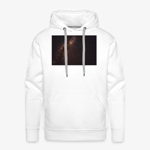 astronomie der Sterne - Männer Premium Hoodie
