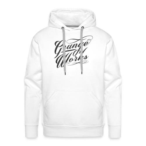 GrungeWorks Basic Women T-shirt - Miesten premium-huppari
