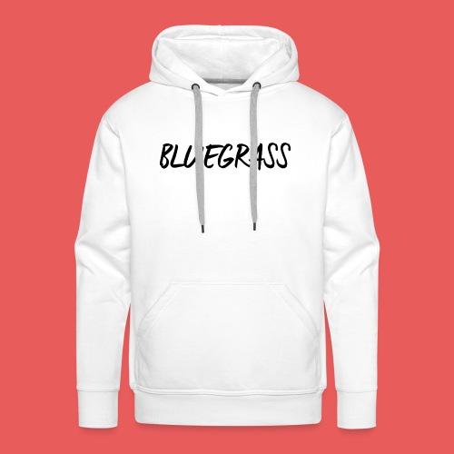 BLUEGRASS - Mannen Premium hoodie