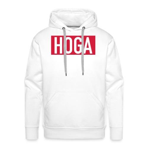 HOGAREDBOX - Premium hettegenser for menn