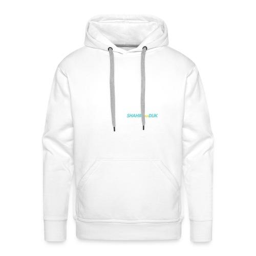 T-SHIRT-DESIGN-png - Mannen Premium hoodie