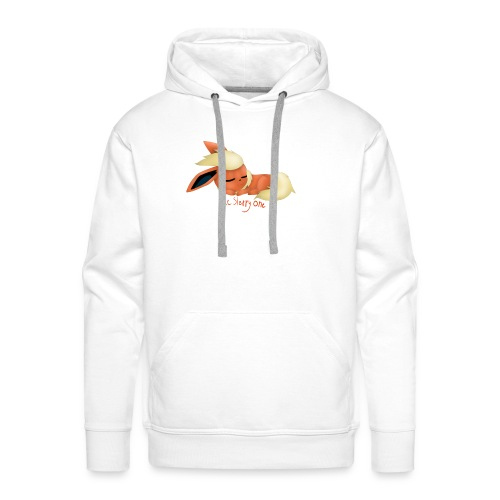 eevee - flareon - the sleppy one - Men's Premium Hoodie