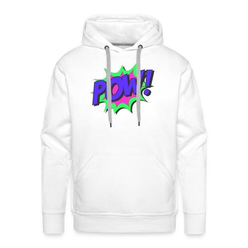 POW! - Männer Premium Hoodie