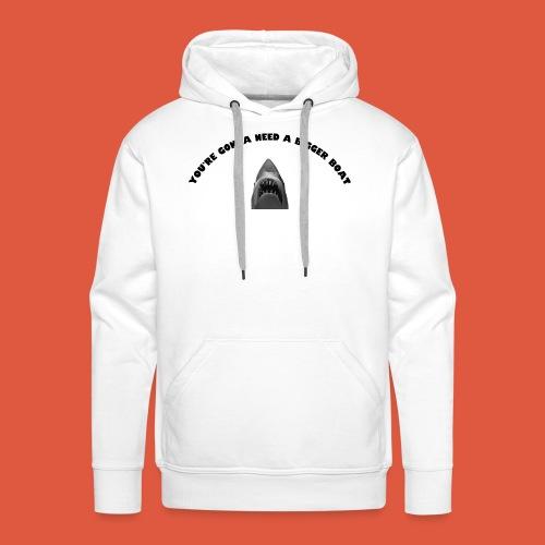 Jaws - Men's Premium Hoodie