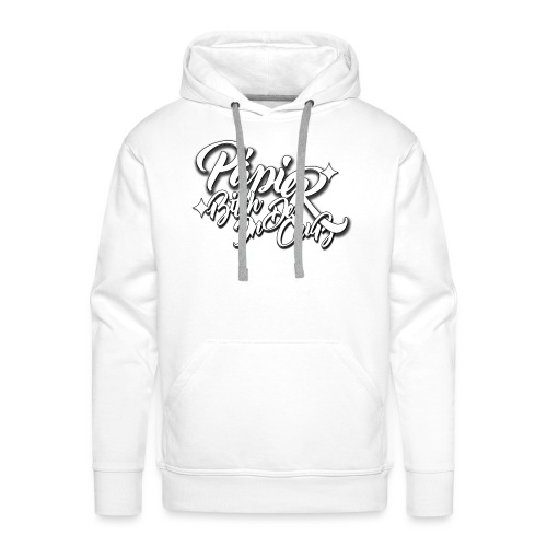 Bitch In De Club - Mannen Premium hoodie