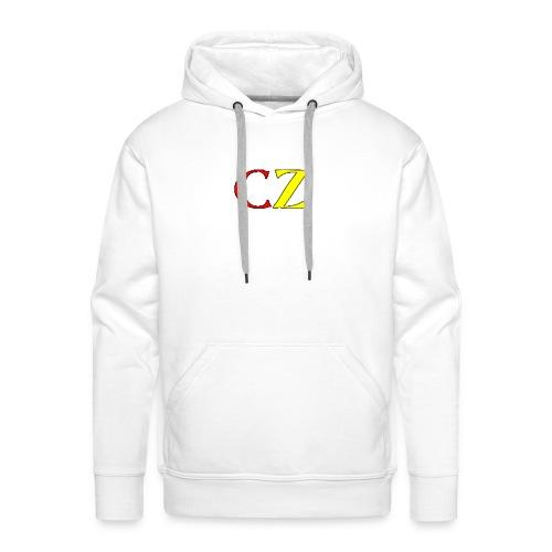 CZ vrouwen t-shirt - Mannen Premium hoodie