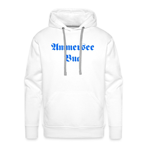 Ammersee Bua - Männer Premium Hoodie