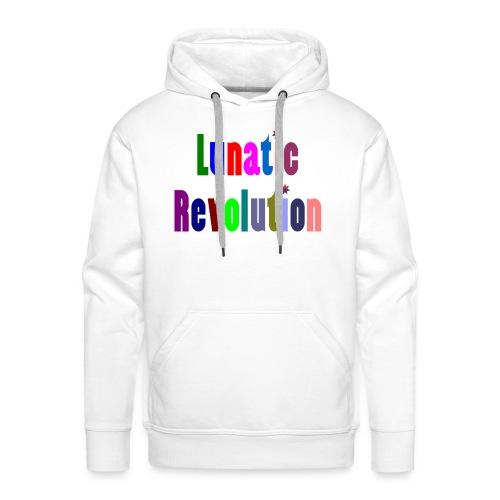 revolution - Männer Premium Hoodie