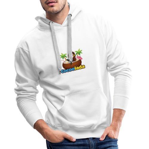 Cocoolada - Männer Premium Hoodie