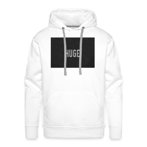 HUGE - Men's Premium Hoodie