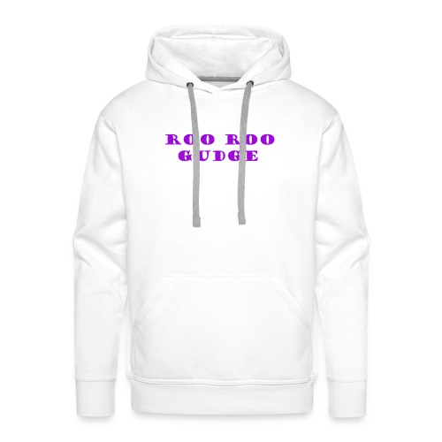 rooroogudge - Men's Premium Hoodie