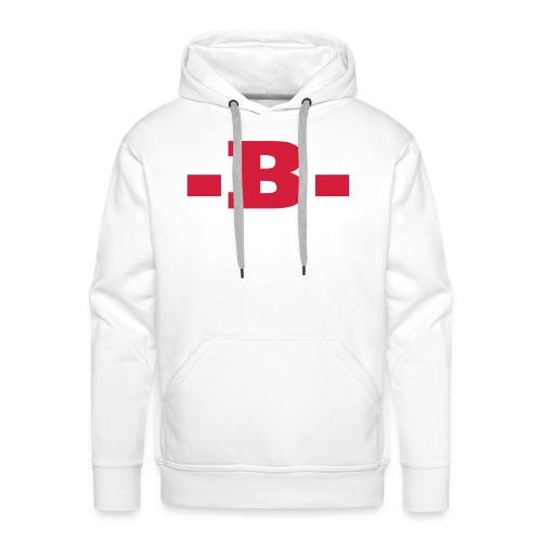 -B- - Männer Premium Hoodie