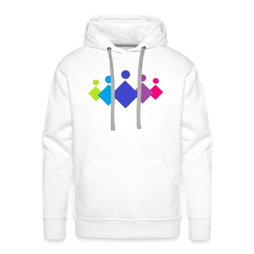 Logo EFO 3 - Mannen Premium hoodie