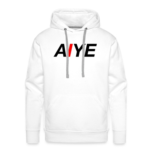 AIYE Basic Logo - Mannen Premium hoodie