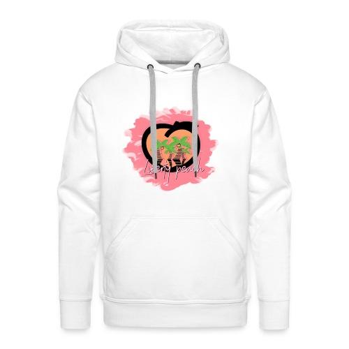 Liberty Peach City - Sweat-shirt à capuche Premium pour hommes