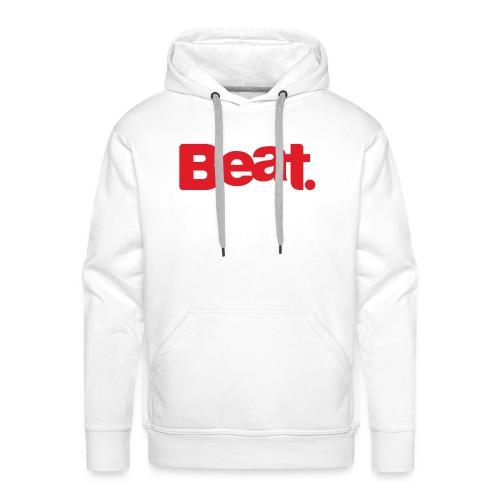 Beat Mug - Men's Premium Hoodie