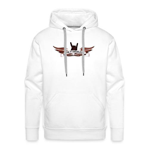 Die Freibeuter Flügel - Pommesgabel - Männer Premium Hoodie