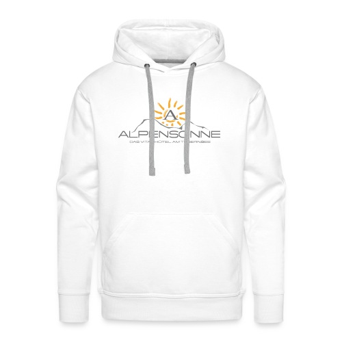 Hotel Alpensonne Tegernsee - Männer Premium Hoodie
