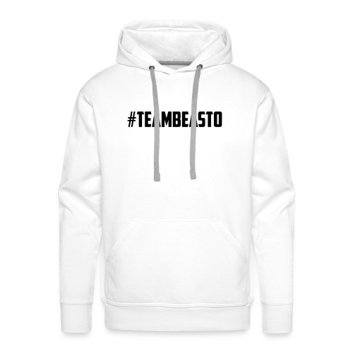 #TeamBeasto Black Best Sellers - Men's Premium Hoodie