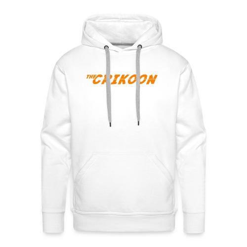 division-crikoon-png - Men's Premium Hoodie
