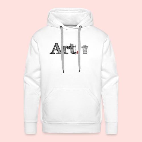 arTshirtio - Mannen Premium hoodie