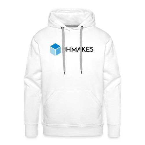 JHMAKES Logo - Männer Premium Hoodie