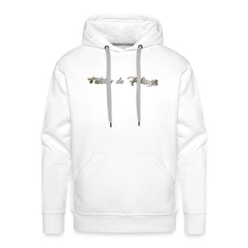 atelierlogo3 1 - Sweat-shirt à capuche Premium pour hommes