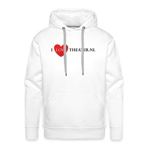 Hoes - Mannen Premium hoodie